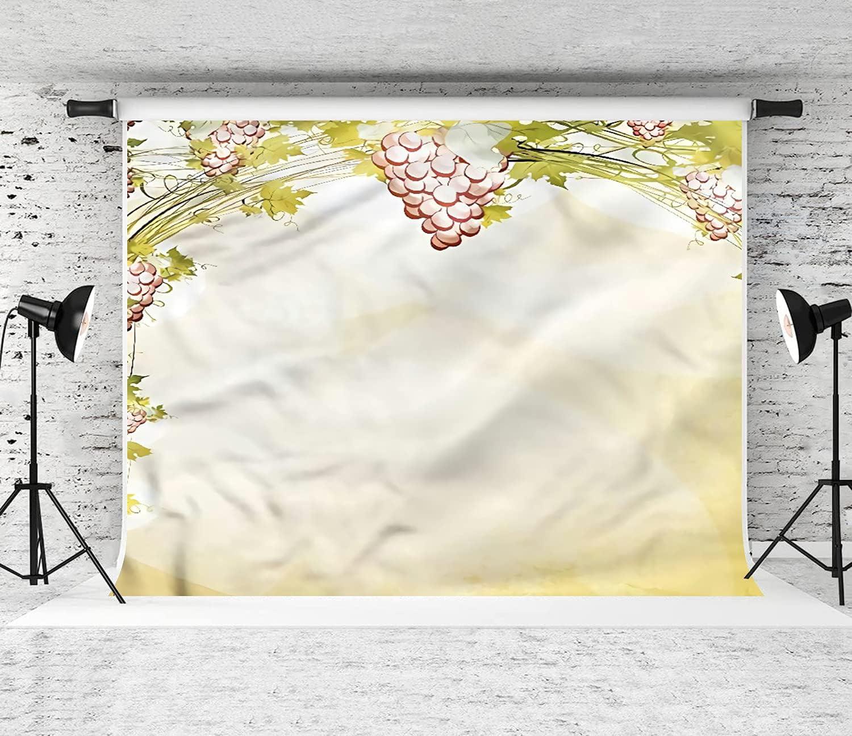 ZOANEN Dealing full price reduction Photography Background All Regular discount Grapevine Pattern Vinta Season