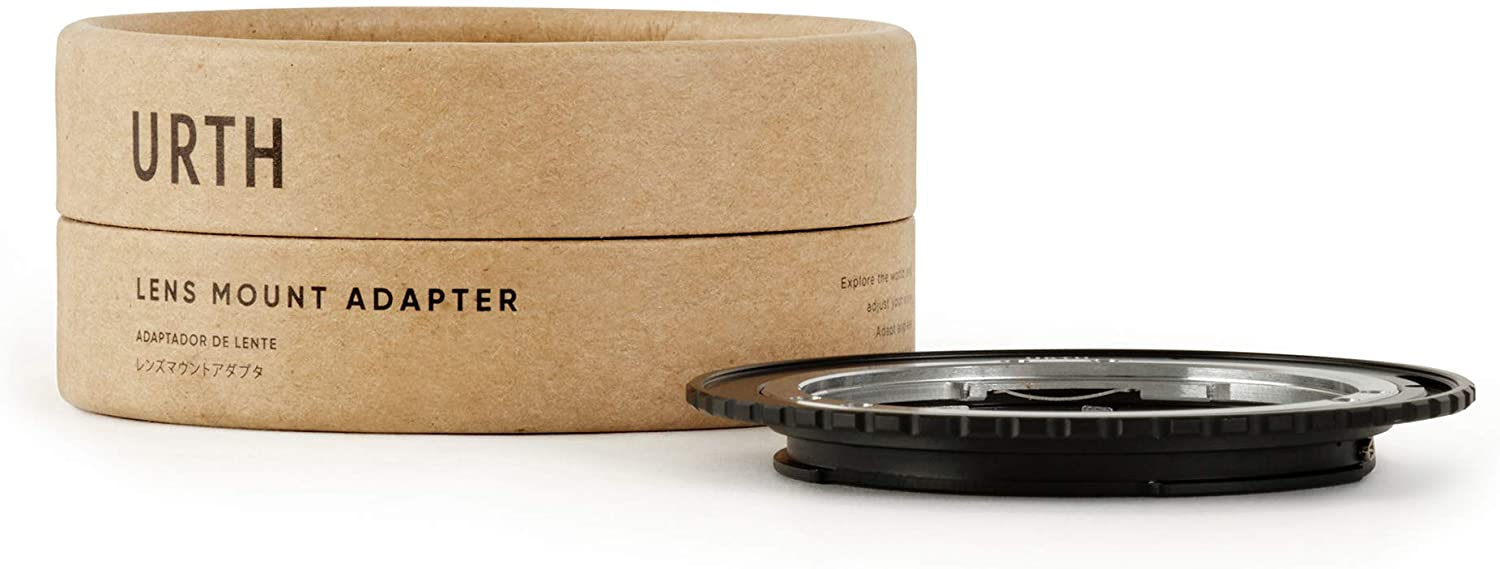 Urth x Gobe Lens Mount Yashica Kansas City Mall Max 43% OFF Contax Compatible Adapter: with