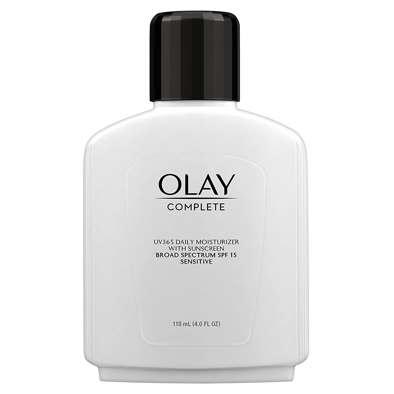 セマフォレモン鳴らすOlay Complete All Day Moisture Lotion UV Defense SPF 15, Sensitive Skin, 4 fl oz (118 ml) (1 pack) (並行輸入品)