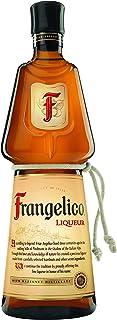 Frangelico Liquore a Base di Nocciole con Distillati di Semi di Cacao, Vaniglia e Caffe, 20% Vol, Bottiglia in Vetro da 70 cl