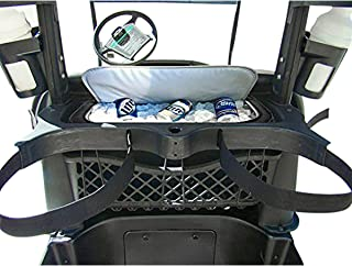 MCNICK & COMPANY - Golf Accessories - The Perfect Fitting Golf Cart Cooler Bag Caddy - Golfing Cooler