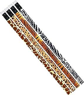 Musgrave Pencil Co MUS1023D Jungle Fever Assortment Art and Craft Pencil