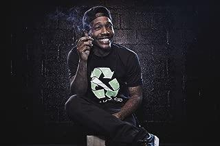 Dizzy Wright Rap Music Hip-Hop Poster 13x19