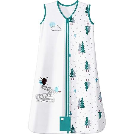 TOG 1.3-70 cm Schlafsack aus Baumwolle BO Babys Only Blush f/ür M/ädchen von 6 bis 18 Monate