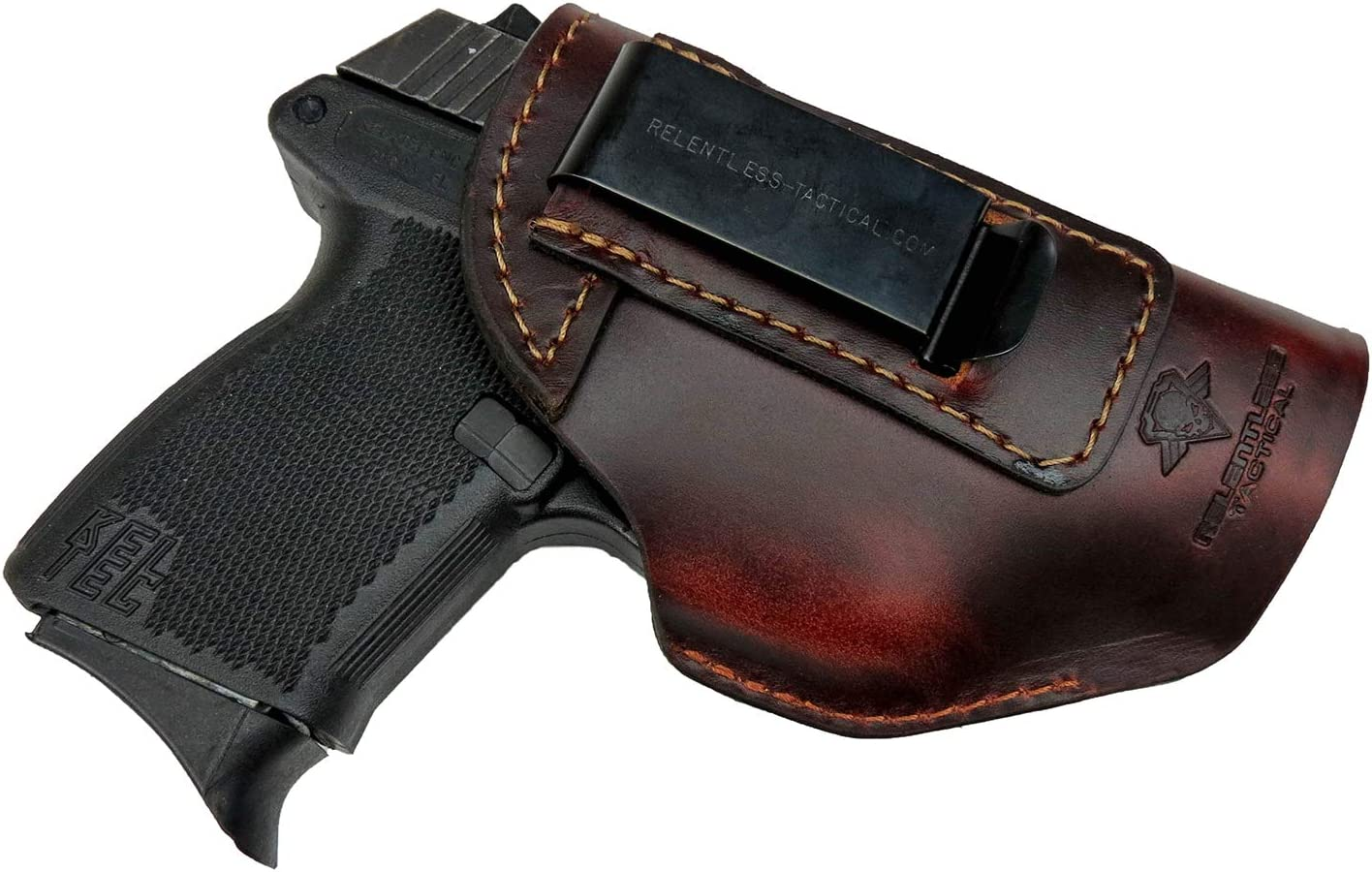 Leather Holster Sig p365 IWB by Relentless Tactical