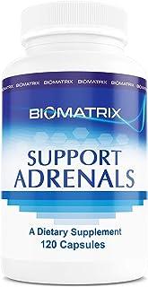 Supplement for Adrenal Health, DHEA, Pregnenolone, 5-MTHF, B Vitamins, Vitamin C, Adaptogens - for Fatigue, Stress, Hormon...