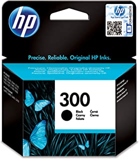 HP Cartucho de tinta negro HP 300 300 Ink Cartridges, De 20 a 80% HR, de -40 a 60 °C, de 15 a 32 °C, De 20 a 80% HR, 116 x 36 x 115 mm, 0.05 kg (0.11 libras)