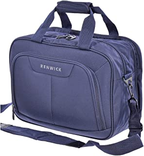 Renwick 15'' Shoulder Navy Blue Tote Bag