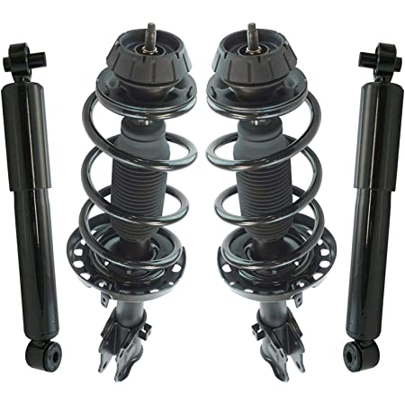 Replacement Parts Strut & Spring Assembly Front LH & RH Kit Pair ...