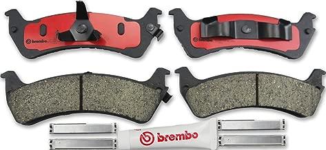 Brembo P24042N Rear Disc Brake Pad