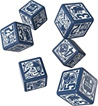 Cubicle 7 Dr Who Deluxe Dice Set (8 Players)