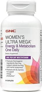 gnc multi mega minerals 100 tablet
