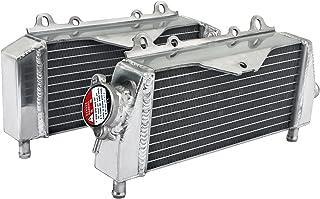 TARAZON Moto Aluminium Radiateur de refroidissement moteur watercooling pour CR125R CR 125 R 2002 2003 2004 Refroidisseur deau radiateur