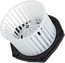 OCPTY A/C Heater Blower Motor ABS w/Fan Cage Air Conditioning HVAC Replacement fit for 1999-2000 Cadillac Escalade/1997-1999 Chevrolet C1500/1997-1999 GMC C1500 Suburban