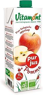 ヴィタモン オーガニック アップル ジュース 1L