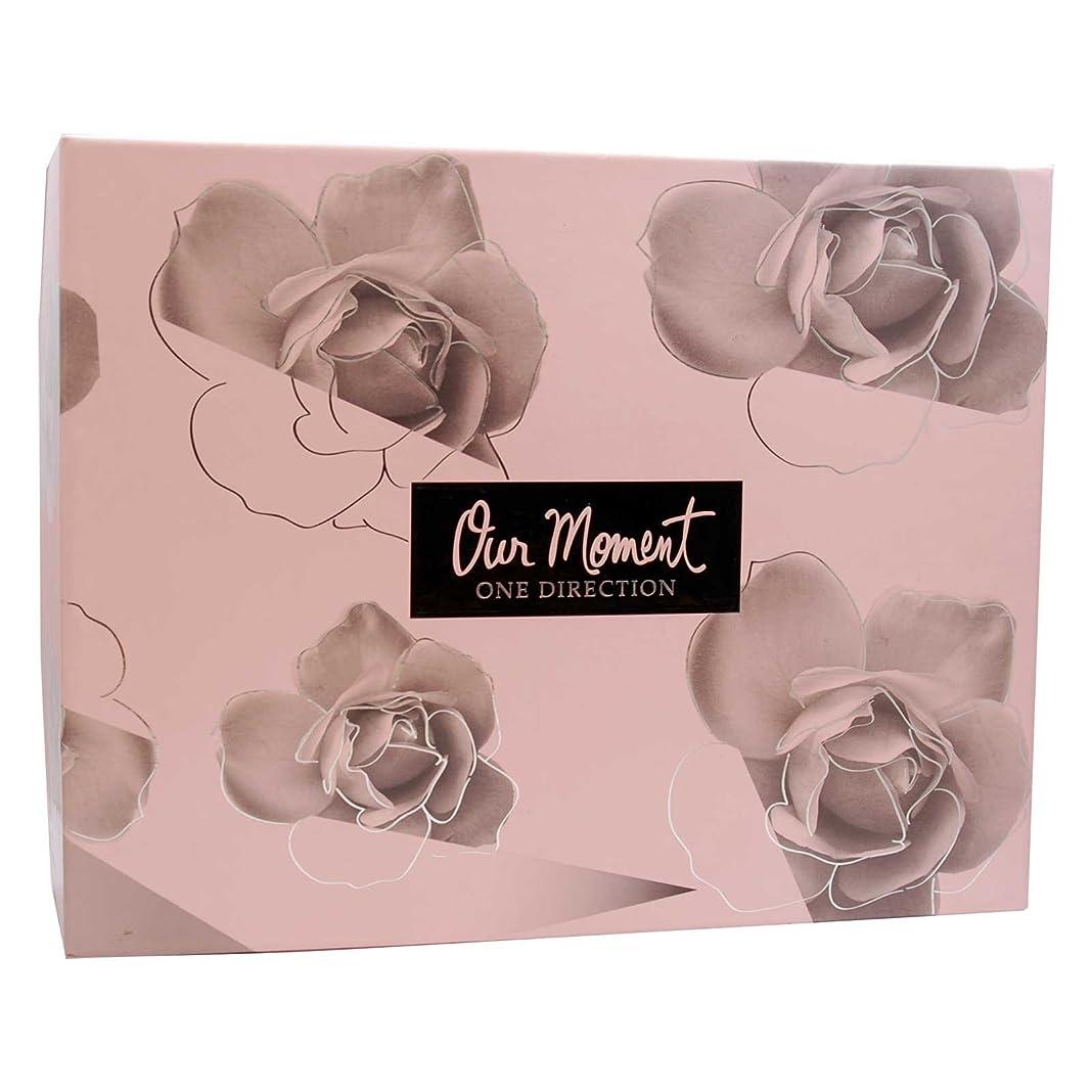 太字削る球状Our Moment (アワー モーメント) Gift Set (ギフトセット) by One Direction