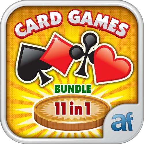 Card Games Bundle 11 in 1