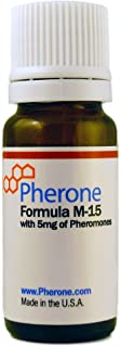 Pherone Formula M-15 Pheromone Cologne for Men to Attract Women, with Pure Human Pheromones