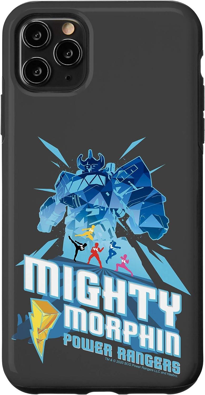 iPhone 12 Pro Max Power Rangers Mighty Morphin ... - Amazon.com