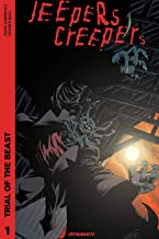 Jeepers Creepers Vol 1 Trail of the Beast