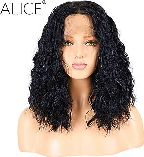 half up half down half wig