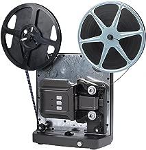 FILMSCANNER MIETEN 1 Woche, Reflecta Super 8 Scanner, Super 8 Filme digitalisieren (max. Spulendurchmesser 21 cm), Full-HD, inkl. Scanexperte-Erklärungsvideo