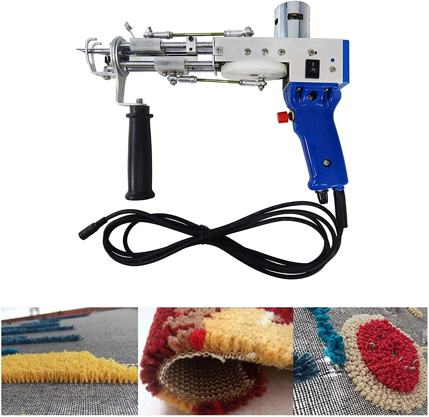 Cut Fixed price for sale Pile Rug Tufting Sale Special Price Gun. Electric Used Carpet Weaving Machine.