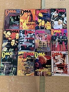 DOLL 10冊セット パンク punk ハードコア hard ce nyhc ジャパコア ネオロカビリー サイコビリー 鐵槌 oi skins BMAN