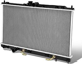 2448 Factory Style Aluminum Radiator for 02-07 Mitsubishi Lancer 2.0L/2.4L AT/MT