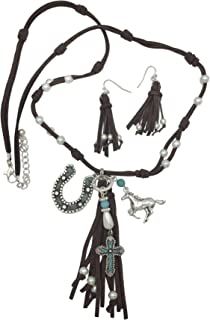 Best horseshoe jewelry sets Reviews