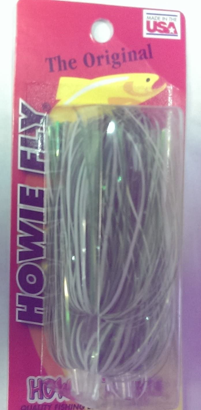 Yellow Green Limited price White Howie's Tackle Howie Pack Fishing of 2021 autumn and winter new Lure Fly