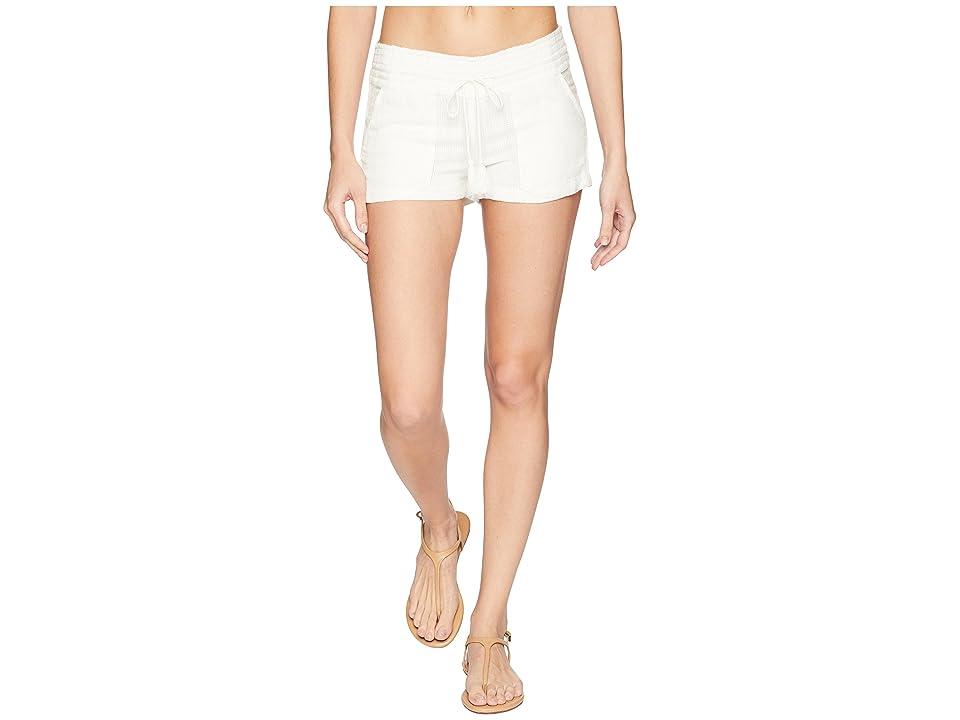 Roxy Oceanside Shorts Dobby (Marshmallow) Women