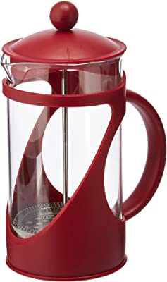 Primula Today Pierre French Coffee Press 8cup, 8 Cup, Red