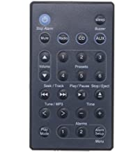 New Remote Control Compatible with Bose Wave Music System 3 III (Black Color)