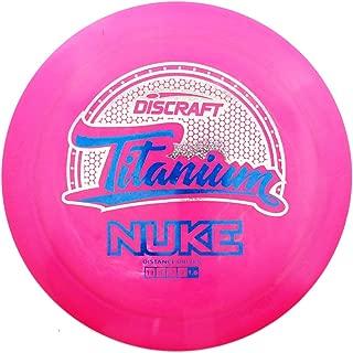 Best titanium disc golf Reviews