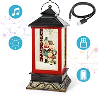 Best snowing christmas decoration Reviews