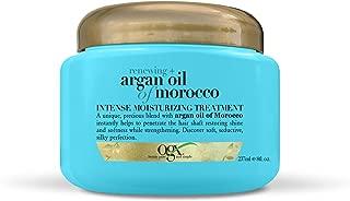 OGX Renewing + Argan Oil of Morocco Intense Moisturizing Treatment, 8 Ounce