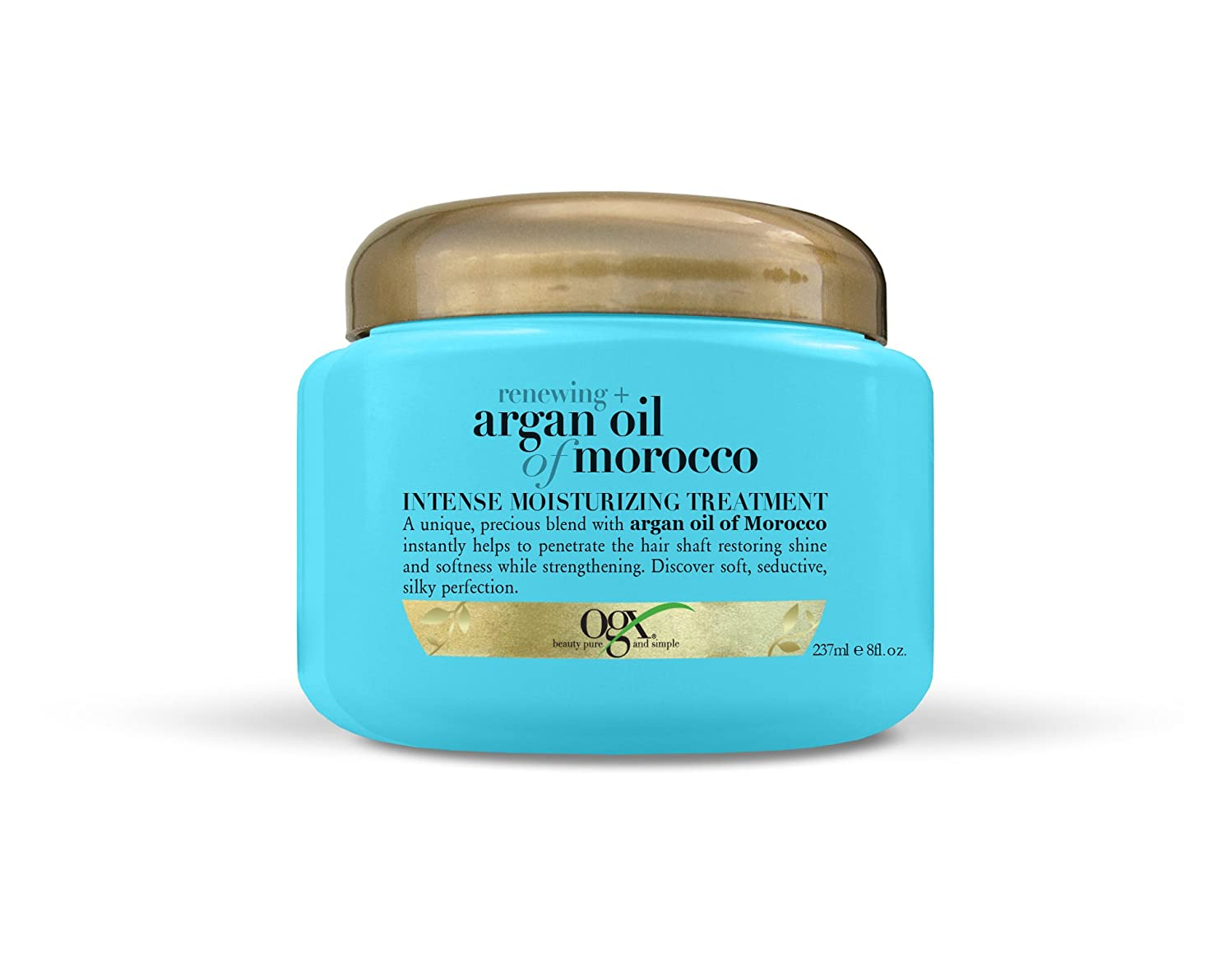 Organix Moroccan Argan Oil Treatment 226g Jar (並行輸入品)