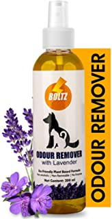 Boltz Odour and Urine Smell Remover for Dog and Cat with Lavender Fragrance (200 ml)
