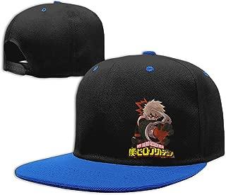 My Hero Academia Boku No Hero Katsuki Bakugo Unisex Baseball Cap My Hero Academia Katsuki Bakugo Snapback Hat