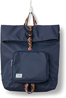 TOMS Stand-up Navy Solid Backpack