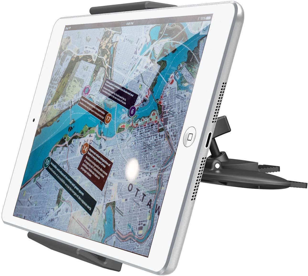 APPS2Car Soporte Universal para Tablets para colocar en Ranura de ...