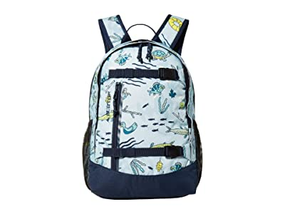 Burton Kids Day Hiker 20L Backpack (Little Kids/Big Kids) (Gone Fishin) Backpack Bags