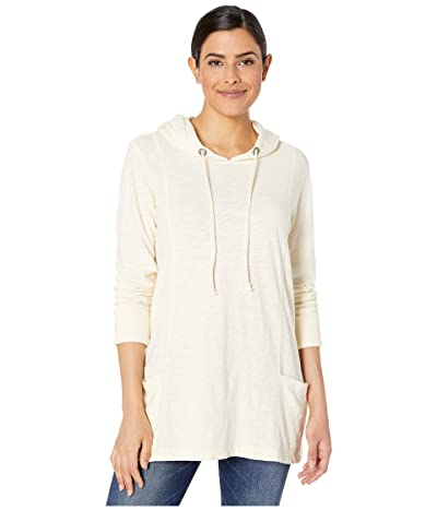Jag Jeans Gemma Hooded Tunic (Natural) Women