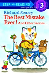Richard Scarry's The Best Mistake Ever! and Other Stories (Step into Reading) (English Edition) Versión Kindle