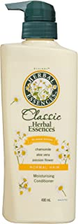 Herbal Essences Classic Moisture Balancing Conditioner for Normal Hair, 490ml