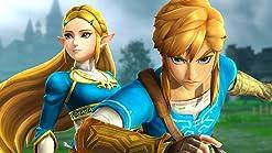 Amazon Com Hyrule Warriors Definitive Edition Nintendo Switch Nintendo Of America Video Games