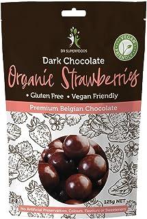 Dr Superfoods Organic Strawberry Dark Chocolate