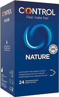 comprar comparacion Preservativos Control Nature - Caja de condones, gama placer natural, lubricados, perfecta adaptabilidad, sexo seguro, 24 ...