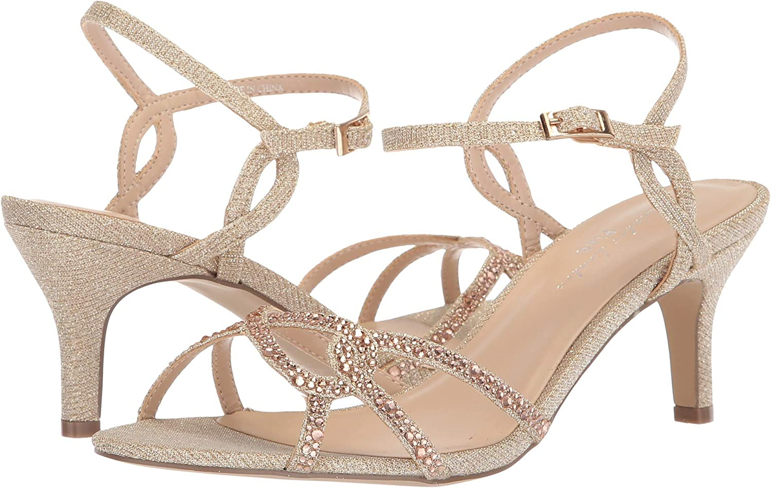 Paradox London Pink Women's Summer Champagne 8.5 M US